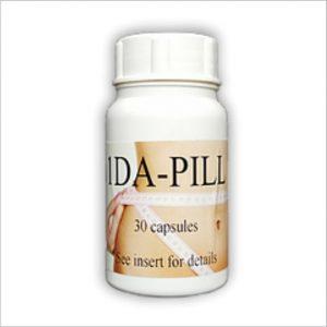 IDA Pill - New Improved 15 Days or 30 Days