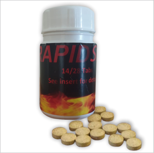 RapidSlim Tablets Extra Strong 14 Days or 28 Days