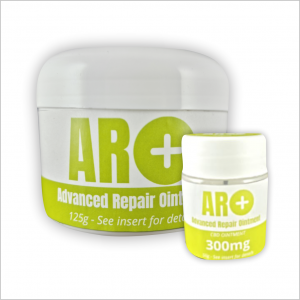 ARO+ & CBD Ointment - 300mg
