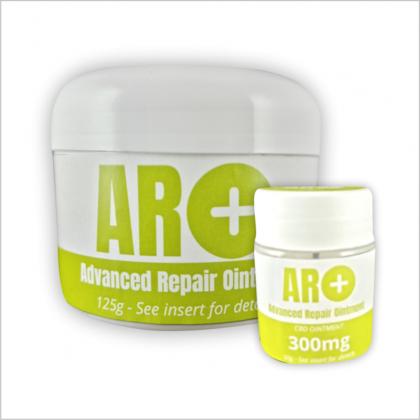 ARO+ and CBD Ointment 300g