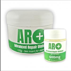 ARO+ & CBD Ointment - 600mg