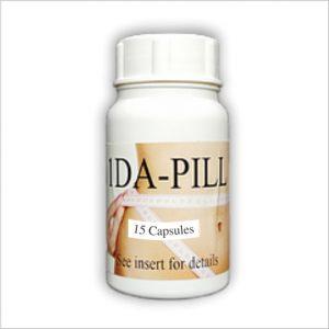 IDA Pill - New Improved 15 Days