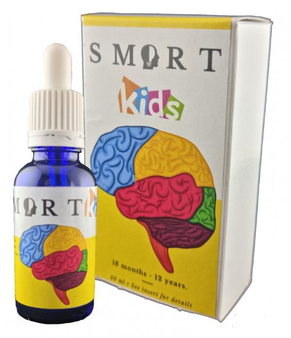 S.M.A.R.T Kids – 18 Months – 12 Years